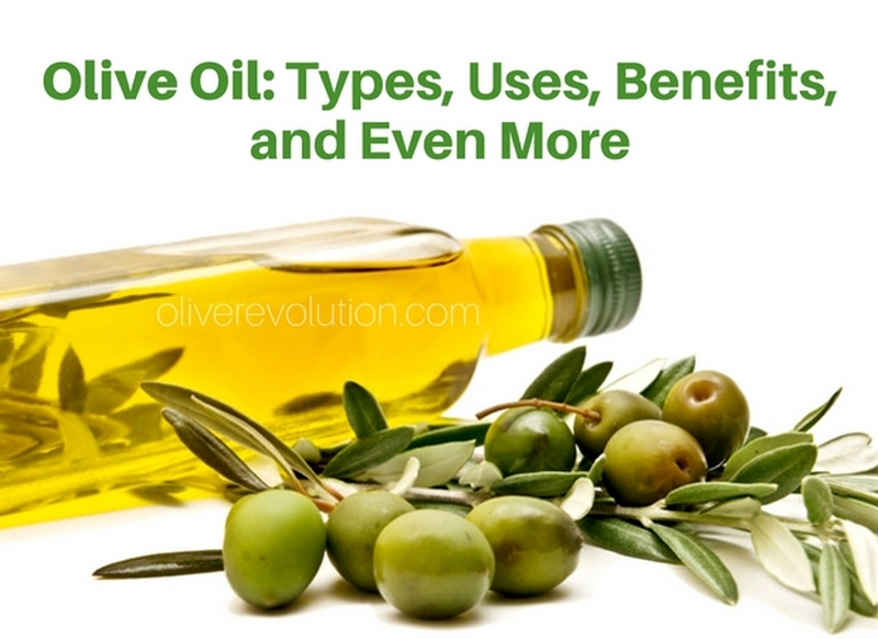 Olive Oil_ Types, Uses, Benefits, and Even More
